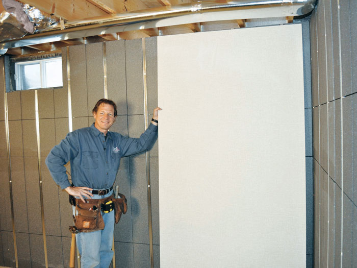 Bat To Beautiful Wall Paneling System