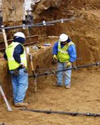 Measuring for a Commercial Foundation