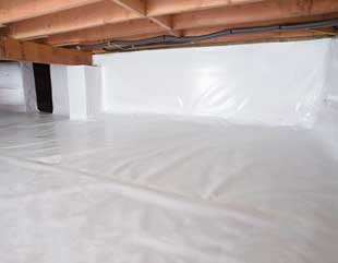 Crawl space repair encapsulation in minnesota and for Crawl space slab